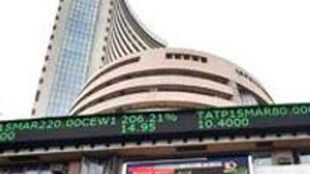 For July, the NSE Nifty was down 5.7%, its worst since September, while BSE Sensex fell 4.9% to an eight-month low.(PTI FILE Photo)