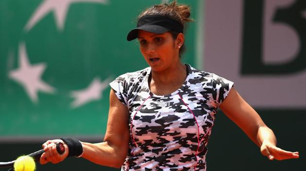 File image of India tennis player Sania Mirza.(Getty Images)