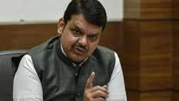 Fadnavis has managed to keep opposition parties in check by countering their attack. He also thwarted the moves by the opposition, especially veteran leaders such as Nationalist Congress Party boss Sharad Pawar to unsettle him.(HT FILE)
