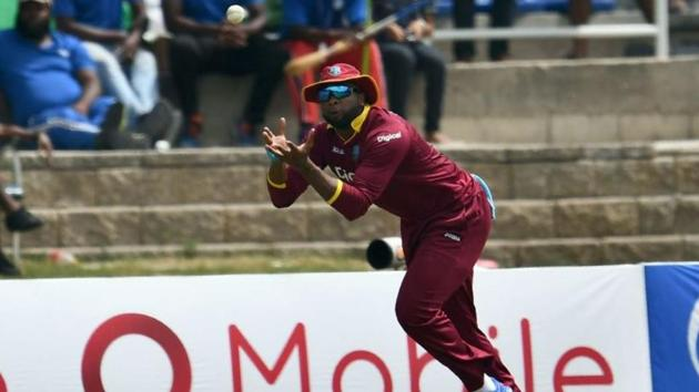 Kieron Pollard has made a comeback to the West Indies T20 side for the series against India(Twitter)