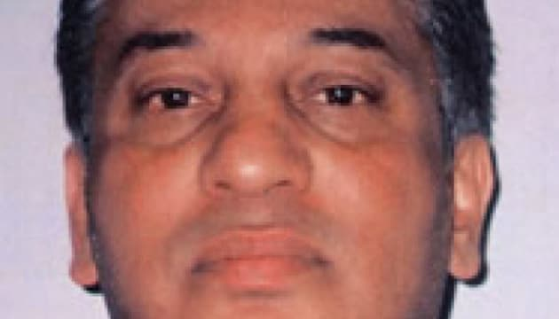 India-born Shashi Dhar Sahnan – suspected to be involved in murders, sex offences and drug trafficking(HT Photo)