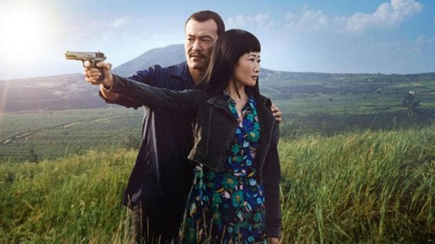 The film focuses on a small-time mobster (Liao Fan) and his formidable moll, played by a mesmeric Zhao Tao, who is also the director's wife and muse.