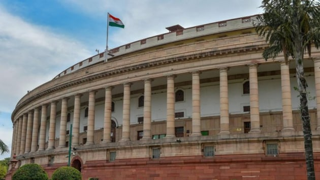 In the BJP's parliamentary party meeting on Tuesday, parliamentary affairs minister Pralhad Joshi said that all MPs must be present in the House to clear pending bills, failing which a second extension may be required.(PTI Photo)