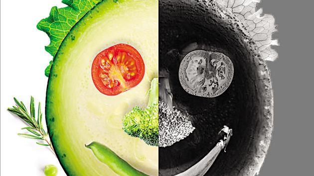 Veganism has its positive aspects. But it can lead to vitamin B-12 deficiency.(Photo: HT)
