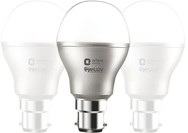 Orient's flicker control EyeLuv LED bulb might just make normal LED bulbs redundant