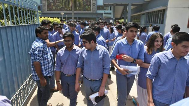 HT had earlier reported that CBSE will, for the first time, regulate admissions to classes 9 and 11 in all its affiliated schools on its own.(HT File / Representative Photo)