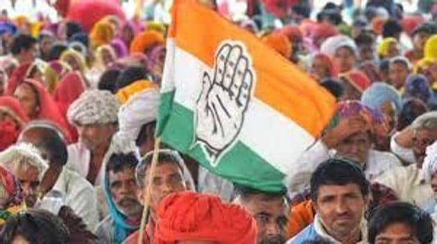 Most of the second-rung leaders from the party applied for tickets from their constituency. Interviews for Mumbai South, South Central and North were held on Tuesday.(HT FILE)