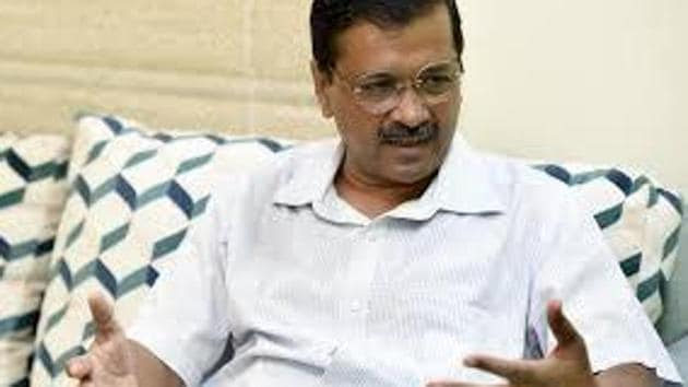 Chief minister Arvind Kejriwal claimed that Delhi is the only state in the country where electricity is constantly supplied.(HT FILE)