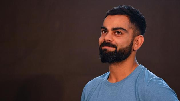 Indian cricket captain Virat Kohli.(AFP)