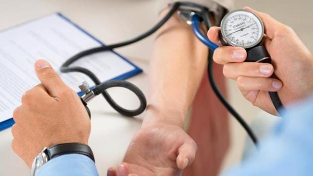 India aims to treat at least 150 million people with high blood pressure (BP) across 100 districts in all the states over the next few years.(Shutterstock photo)