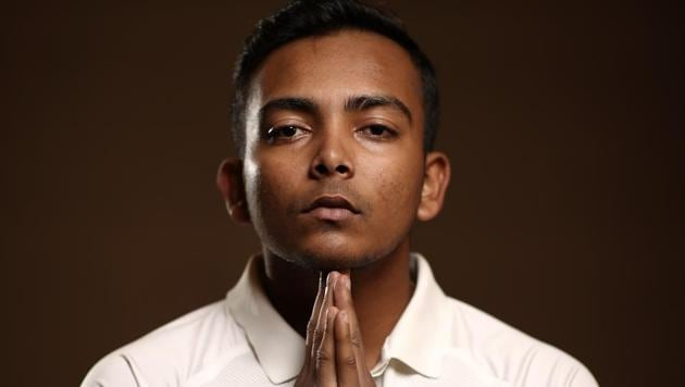 File image of Prithvi Shaw(Getty Images)