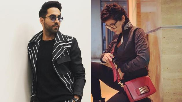 Ayushmann Khurrana met wife Tahira Kashyap after three months and shared a post with a thoughtful caption.(Instagram)