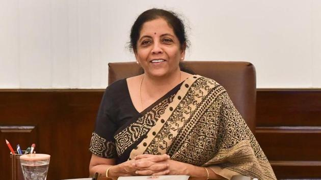 Union finance minister Nirmala Sitharaman said that business failures should not be tabooed or looked down upon.(HT FILE)