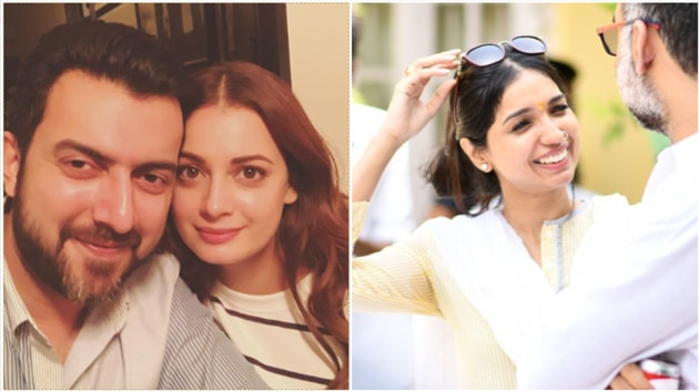 Dia Mirza and Kanika Dhillon have shown each other support on social media.