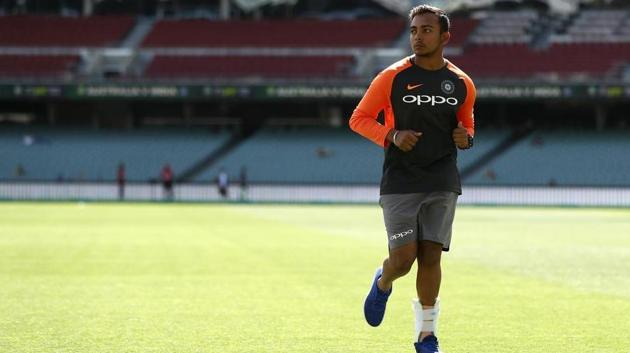 Prithvi Shaw pleaded that he had taken the banned substance inadvertently.(Getty Images)