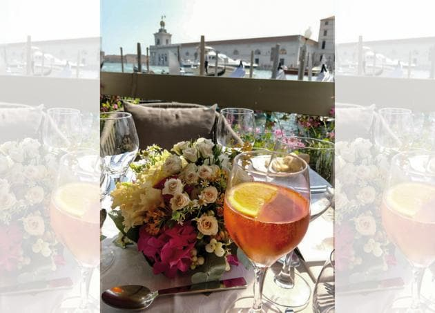 Spritz has become popular in the last few years on the international circuit