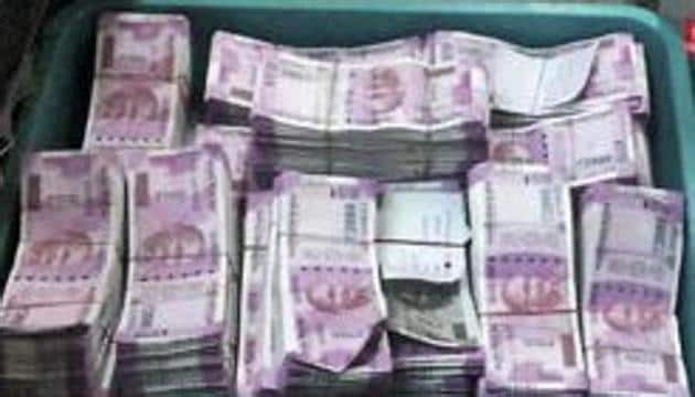 A gang of robbers made nearly Rs 11 lakh in cash by targeting five businessmen in the last two months in outer Delhi. (Representative Image)(PTI)