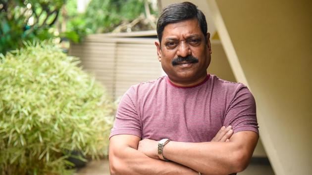 Actor Sanjay Narvekar in Pune, India, on Wednesday, July 31, 2019(Sanket Wankhade/HT PHOTO)