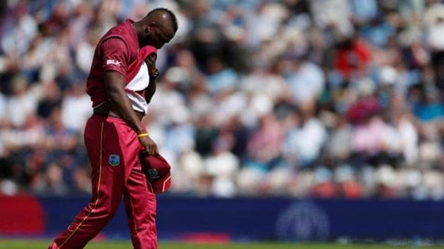 File image of Andre Russell.(Reuters)
