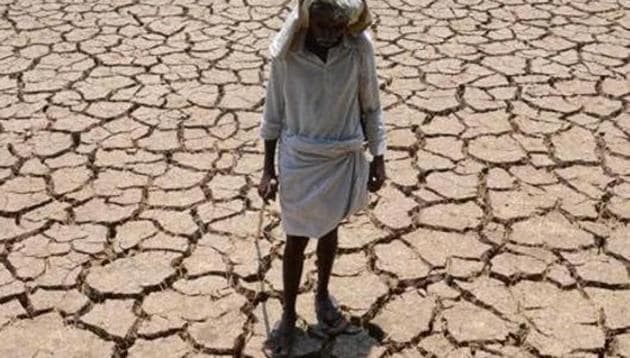 Families of the farmers who committed suicide due to failure of crops will receive the money released by the Telangana Government as payment of ex gratia.(AFP Photo (Representative image))