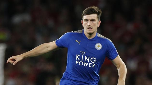 File photo of Harry Maguire.(AP)