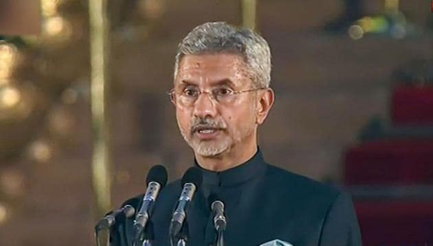 External affairs minister S Jaishankar on Thursday held a series of bilateral meetings with his counterparts .(PTI Photo)