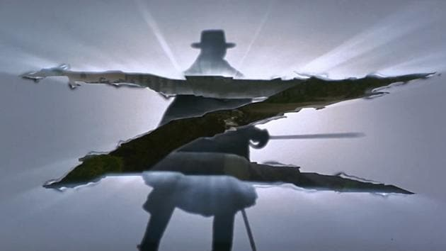 The dashing masked avenger Zorro made his first swashbuckling appearance 100 years ago in the pages of a US magazine.(The Mask of Zorro/YouTube)