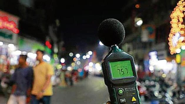 According to the plan, all civic agencies would have to identify 'noise hotspots' within their jurisdiction by September 2019.((Photo by Rahul Raut/HT PHOTO))