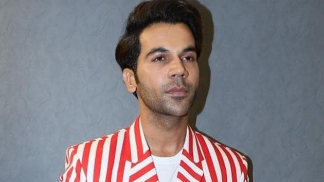 Mumbai: Actor Rajkummar Rao during a programme in Mumbai, on July 8, 2019. (Photo: IANS)(IANS)