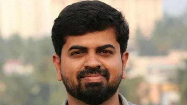 State Survey director Venkataraman was under the influence of alcohol when his car rammed into the bike of KM Basheer (35), the bureau chief Malayalam daily Siraj.(Photo: Twitter/ ANI)