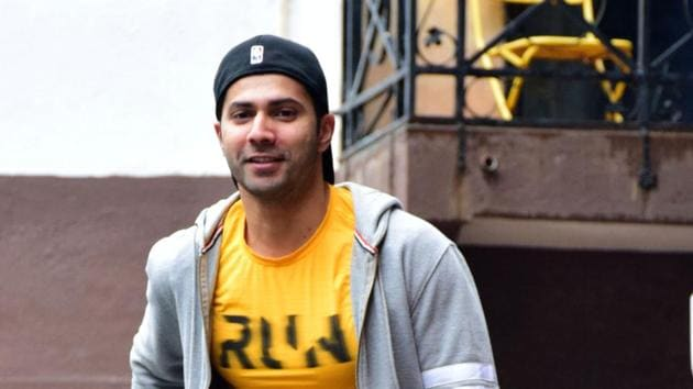 Varun Dhawan has been a part of critically acclaimed films like Shoojit Sircar's October.