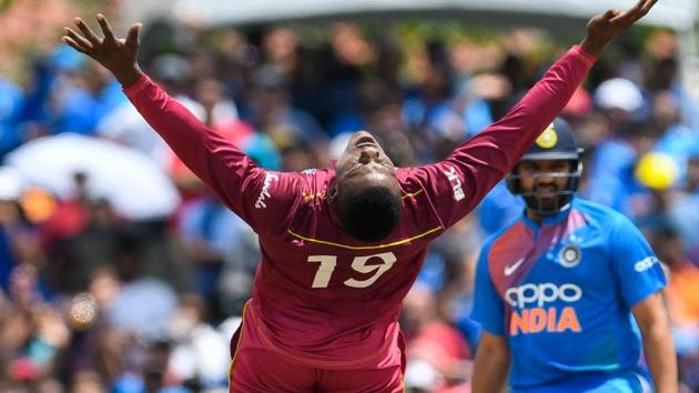 India vs West Indies 2nd T20I: Top five player battles(AFP)