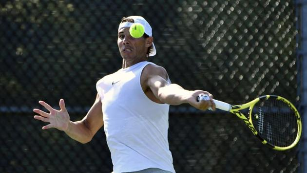 File image of Rafael Nadal(USA TODAY Sports)
