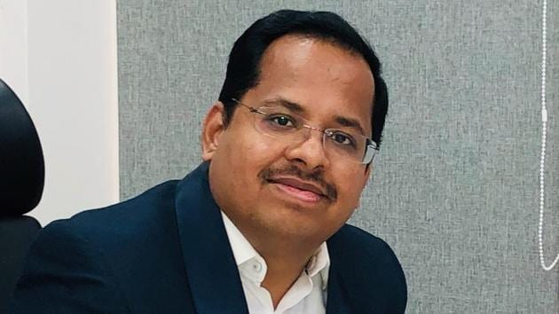Dr Sumit Shah, a surgical oncologist(HT PHOTO)