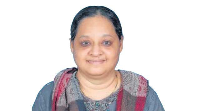 Seema Shaikh, principal, Pragnya Bodhini High School