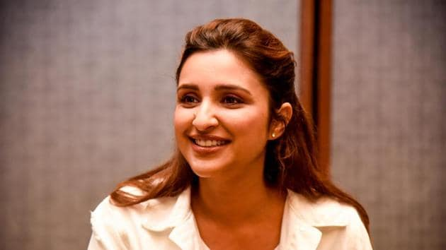 Parineeti Chopra will next be seen in Jabariya Jodi.(HT Photo)