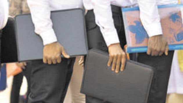 Bombay High Court Recruitment(Sanchit Khanna/HT PHOTO)