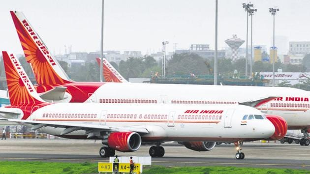 Air India Recruitment(HT File)