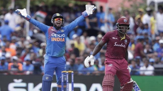 India vs West Indies 3rd T20I Live Streaming.(AP)