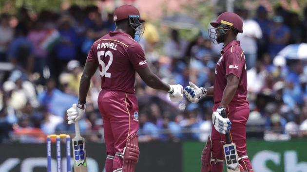 West Indies will play the 3rd T20I against India.(AP)