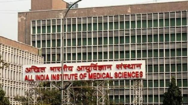 The victim has been kept in the ICU at AIIMS.(PTI image)
