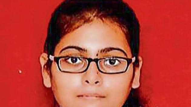 Neha Dama's body was found around 11.30am at Belapur Reti Bunder.(HT Photo)