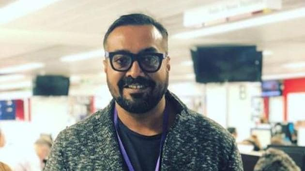Anurag Kashyap is the latest Bollywood celeb to tweet about Article 370.(Instagram)