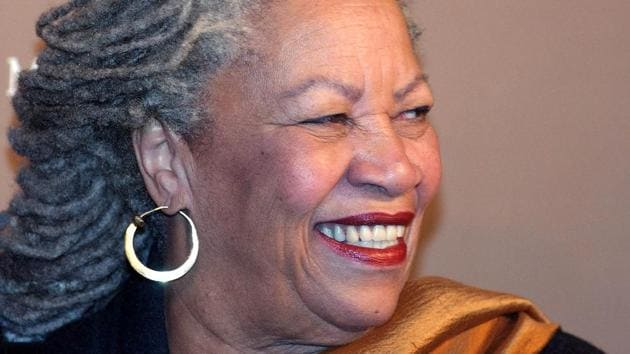 Toni Morrison has died at the age of 88.(Reuters Photo)