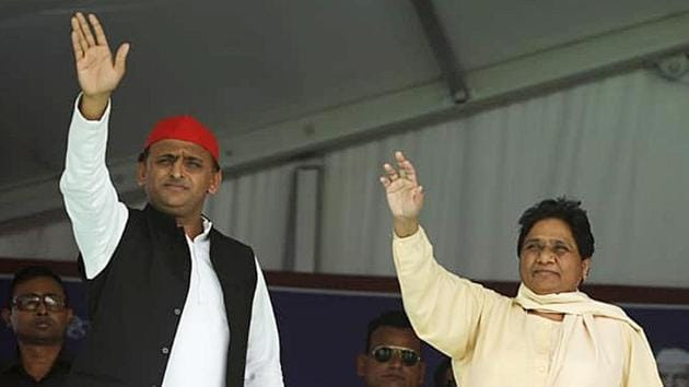 When Article 370 was abrogated, Mayawati welcomed it and Akhilesh Yadav adopted a cautious tone.(ANI )Photo)