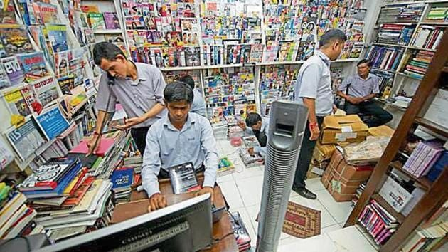 Role of good quality books in learning cannot be denied(MINT File)