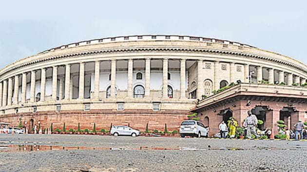 The law-making powers of the highest legislative body are supreme and an essential part of the functioning of any Parliament.(PTI Photo)