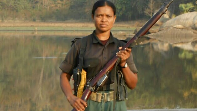 Kanni, 50, and Rama, 43, are brother and sister, and have found themselves on the opposite sides of the Maoist rebellion in Chhattisgarh.(Chhattisgarh police)