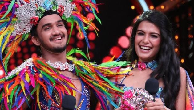 Nach Baliye 9: Faisal Khan says girlfriend Muskaan Kataria is a non-dancer and he needs to be patient with her