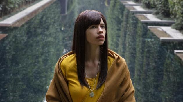 Kalki Koechlin as Batya Abelman in the second season of Netflix's Sacred Games.(Ishika Mohan Motwane/Netflix)